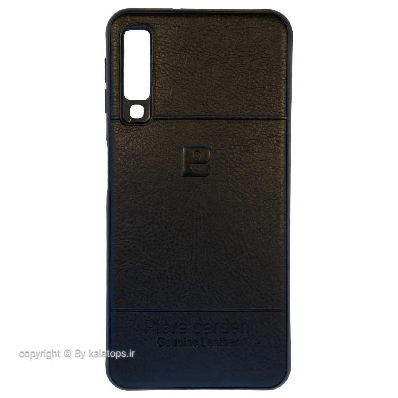 کاور Piere carden مناسب برای گوشی موبایل سامسونگ A7 2018