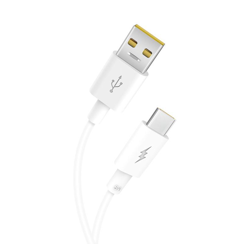 کابل تبدیل USB به USB-C ایکس او مدل NB-120 طول 1 متر